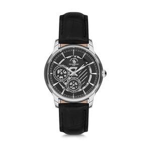 Dámské hodinky s koženým řemínkem Santa Barbara Polo & Racquet Club Yvonne