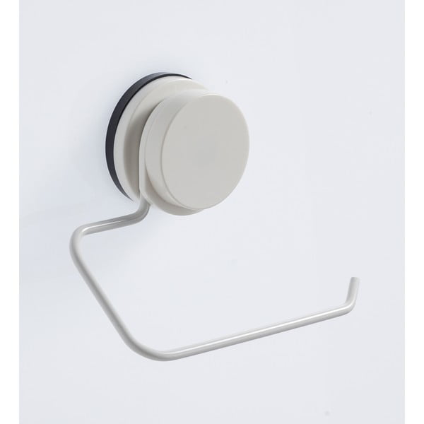 Nástěnný stojan na toaletní papír Ugo s přísavkou