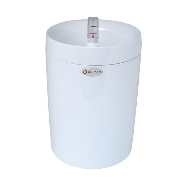 Calimera B2 fehér önöntözős kaspó, ø 17 cm - Plastia
