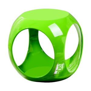 Zelený odkládací stolek 13Casa Dado