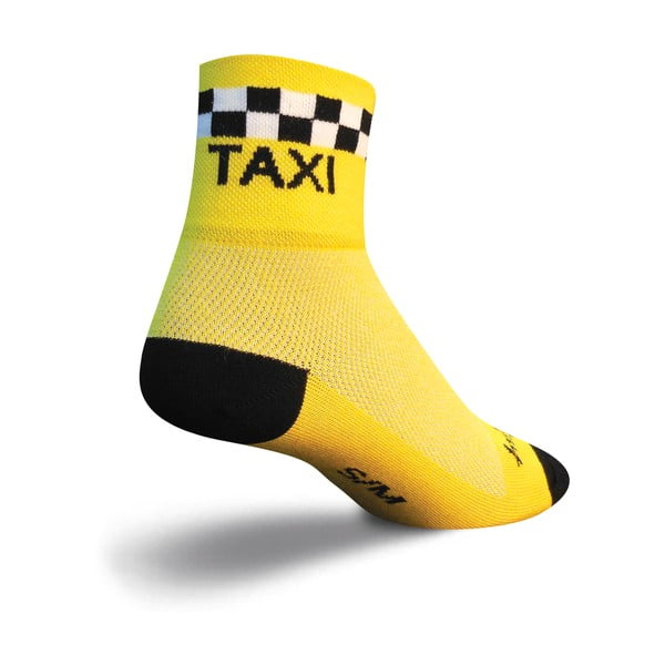 Ponožky Taxi, vel. 37-42