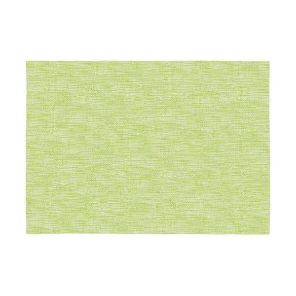 Zielona mata stołowa Tiseco Home Studio Melange Simple, 30x45 cm