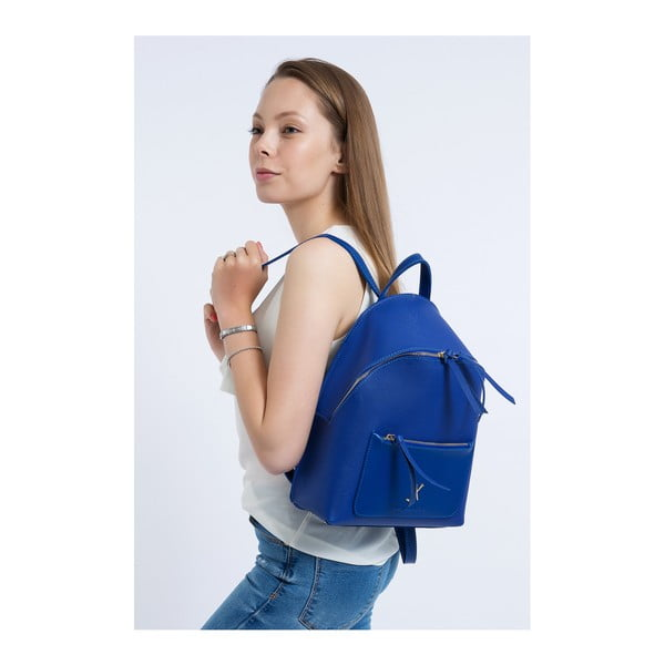 Modrý batoh Beverly Hills Polo Club Fran