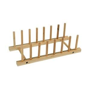 Bambusový odkapávač na talíře Michaelo, délka32cm