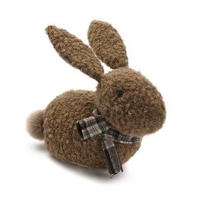 Opritor ușă VERSA Rabbit, iepure, maro