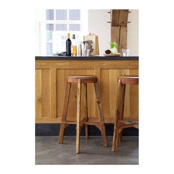 Barová židle Inca Wood