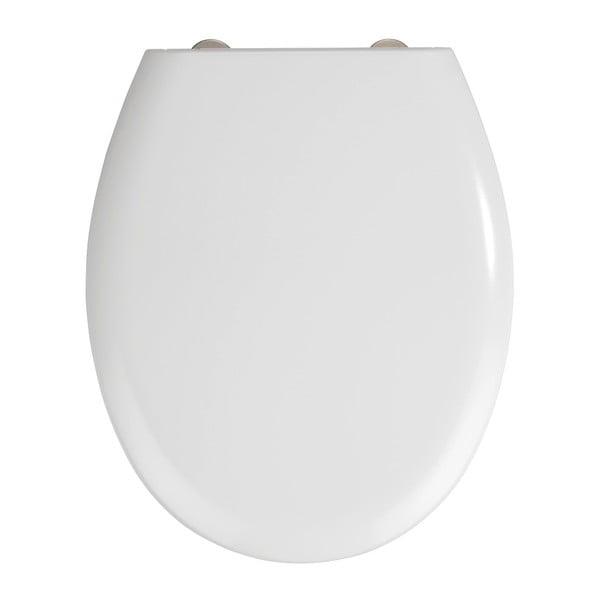 Rieti fehér WC-ülőke, 44,5 x 37 cm - Wenko