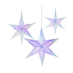 Dekorativní řetěz s 3 hvězdami Talking Tables
