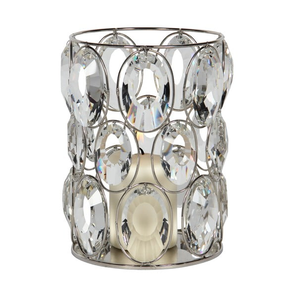 Svícen Cristal Noblesse, 13x19 cm