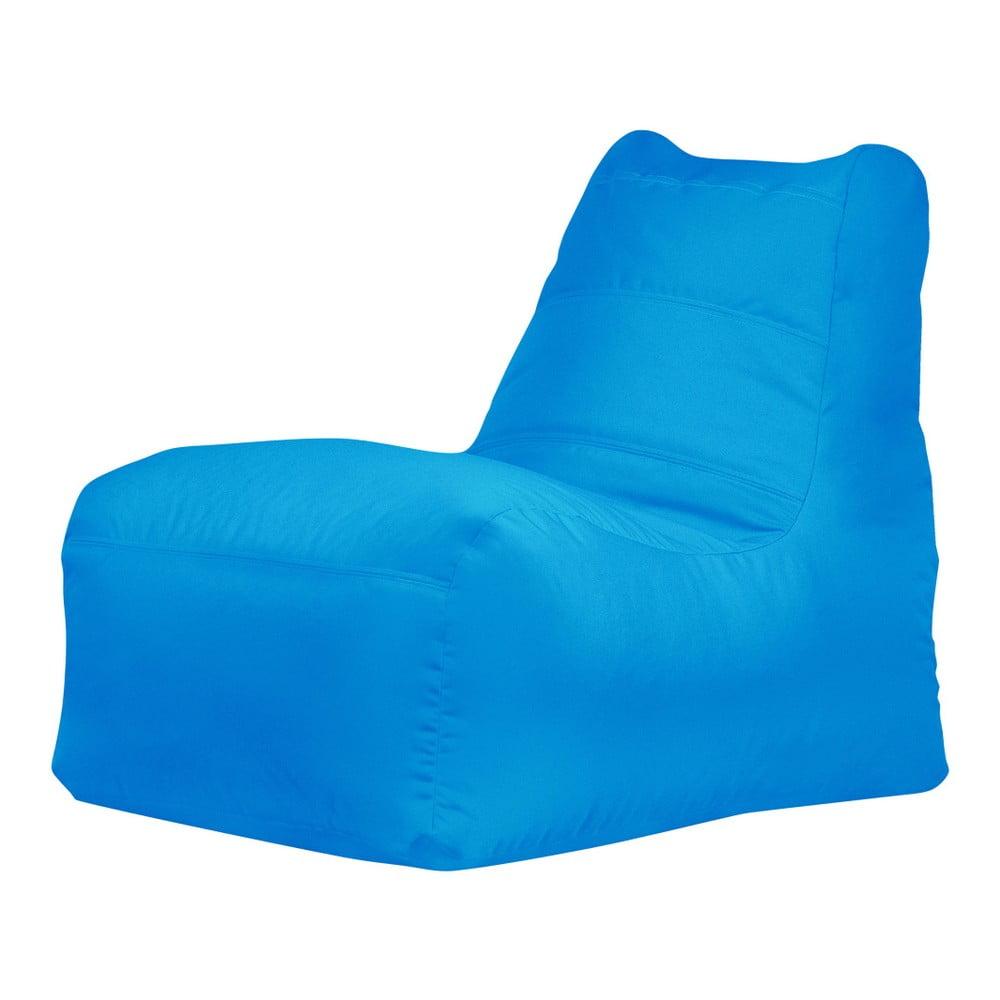 Tyrkysový sedací vak Sit and Chill Jolo