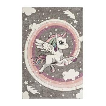 Covor pentru copii Universal Kinder Unicorn, 120 x 170 cm imagine