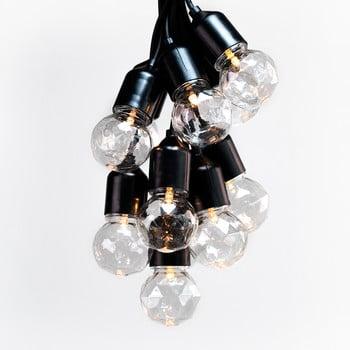 Ghirlandă luminoasă cu LED DecoKing Indrustrial Bulb, lungime 3 m, 10 beculețe imagine