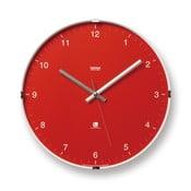 North Clock červené