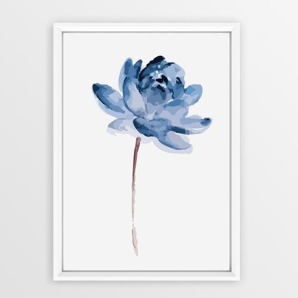 Plakat w ramce Piacenza Art Flower, 30x20cm