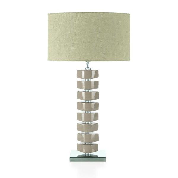 Stolní lampa Lina, taupe