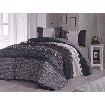 Lenjerie de pat cu cearșaf Rosella Polly, 160 x 220 cm de la Victoria