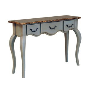 Konzolový stolek se třemi zásuvkami Transilvania
