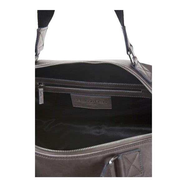 Pánská kožená taška Ferruccio Laconi 102 Grey