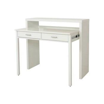 Consola Cu Birou Glisant Woodman Desk