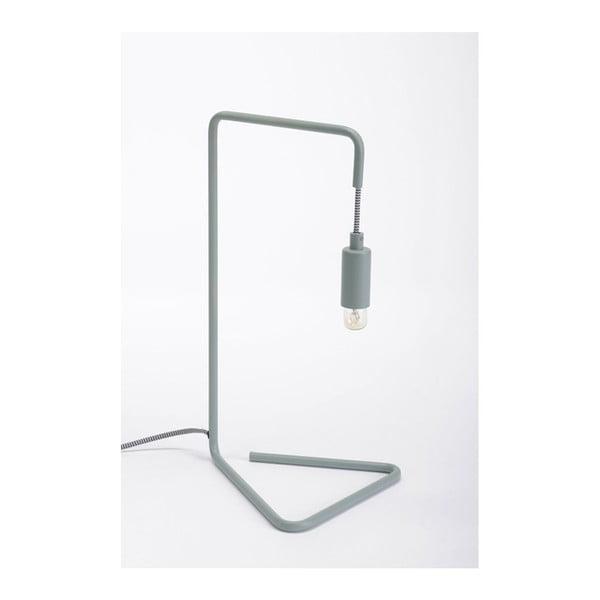 Stolní lampa Bureau Lampe, šedá