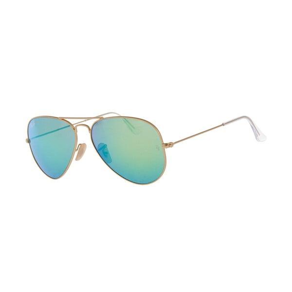 Unisex sluneční brýle Ray-Ban 3025 Blue Mirror/Gold 58 mm