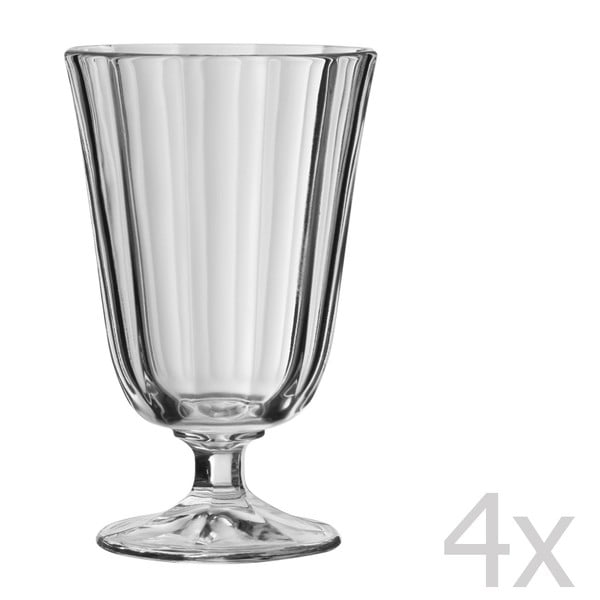Sada 4 sklenic Ana Cotes, 250 ml
