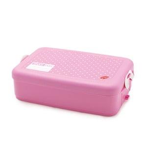 Krabička na obědy Snack Box Pink, 1,33 l