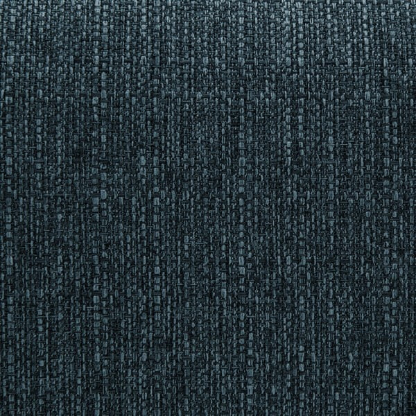 Modrá rohová pohovka s lenoškou na levé straně Vivonita Milton