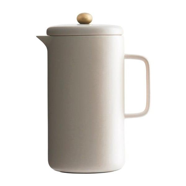 Béžová konvice na kávu House Doctor Pot, 1,5l