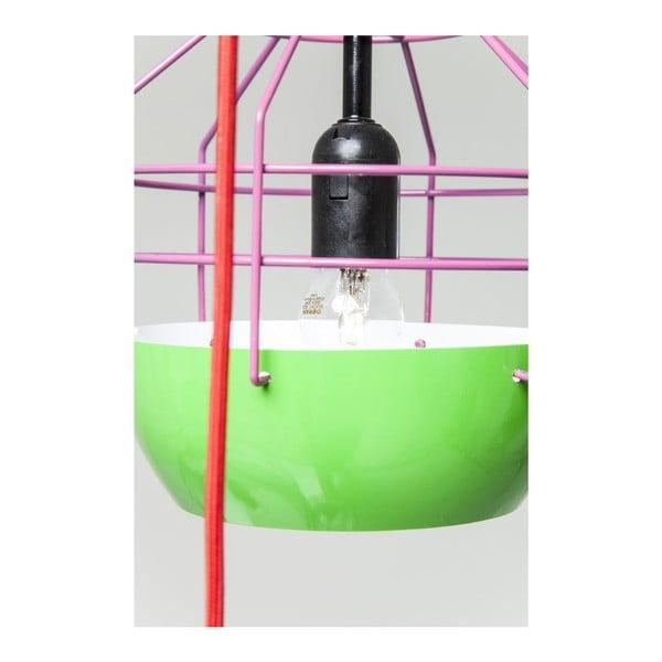 Stropní svítidlo Kare Design Gabbia Tricolore