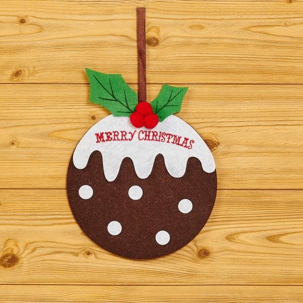 Závěsná dekorace Neviti Christmas Pudding