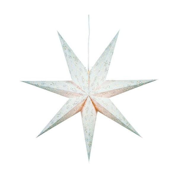 Svítící hvězda Aratorp White, 100 cm