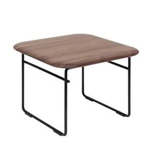 Černý drátěný stolek Pastoe