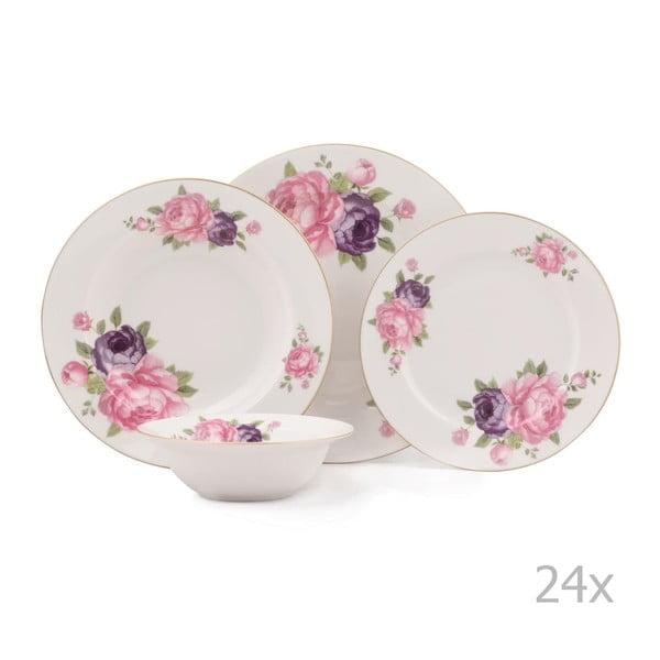 Summer 24 db-os porcelán étkészlet - Kutahya