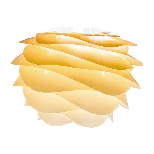 Żółty abażur VITA Copenhagen Carmina, Ø32cm