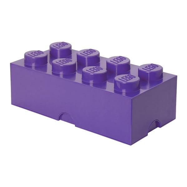 Cutie depozitare LEGO®, violet