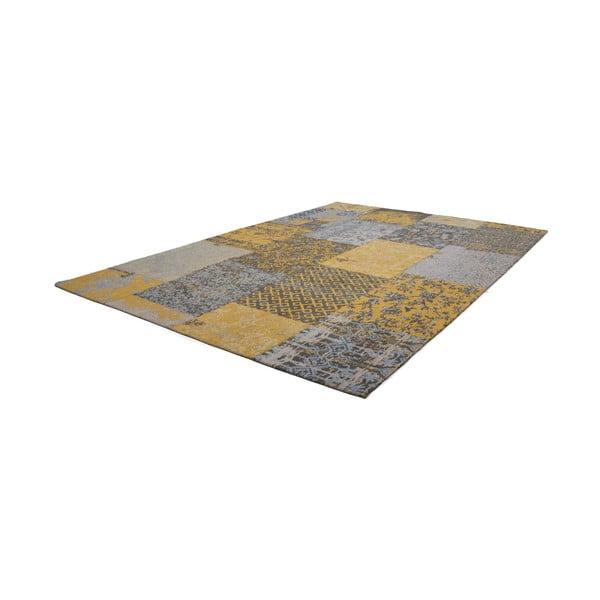 Koberec Jacquard Gold, 120x170 cm