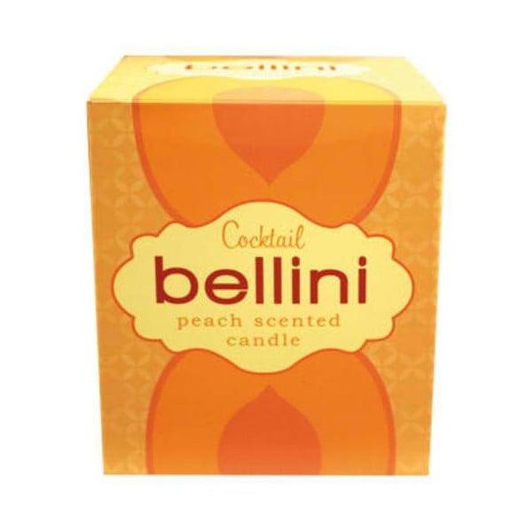 Svíčka s vůní koktejlů Bellini