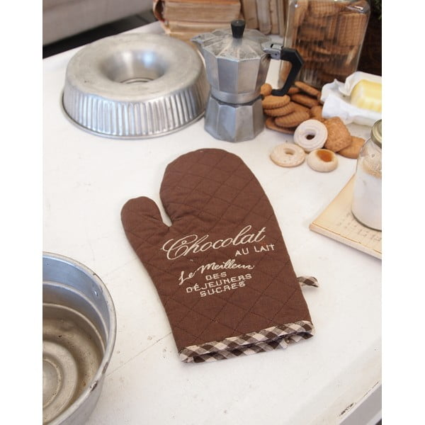 Kuchyňská chňapka Chocolat Brown