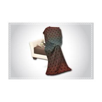 Pătură din bumbac Bonita Kiremir,180x60cm