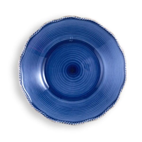 Malý modrý talíř Brandani