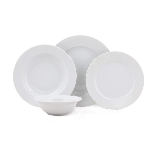 24-dielna sada porcelánového riadu Kutahya Parello