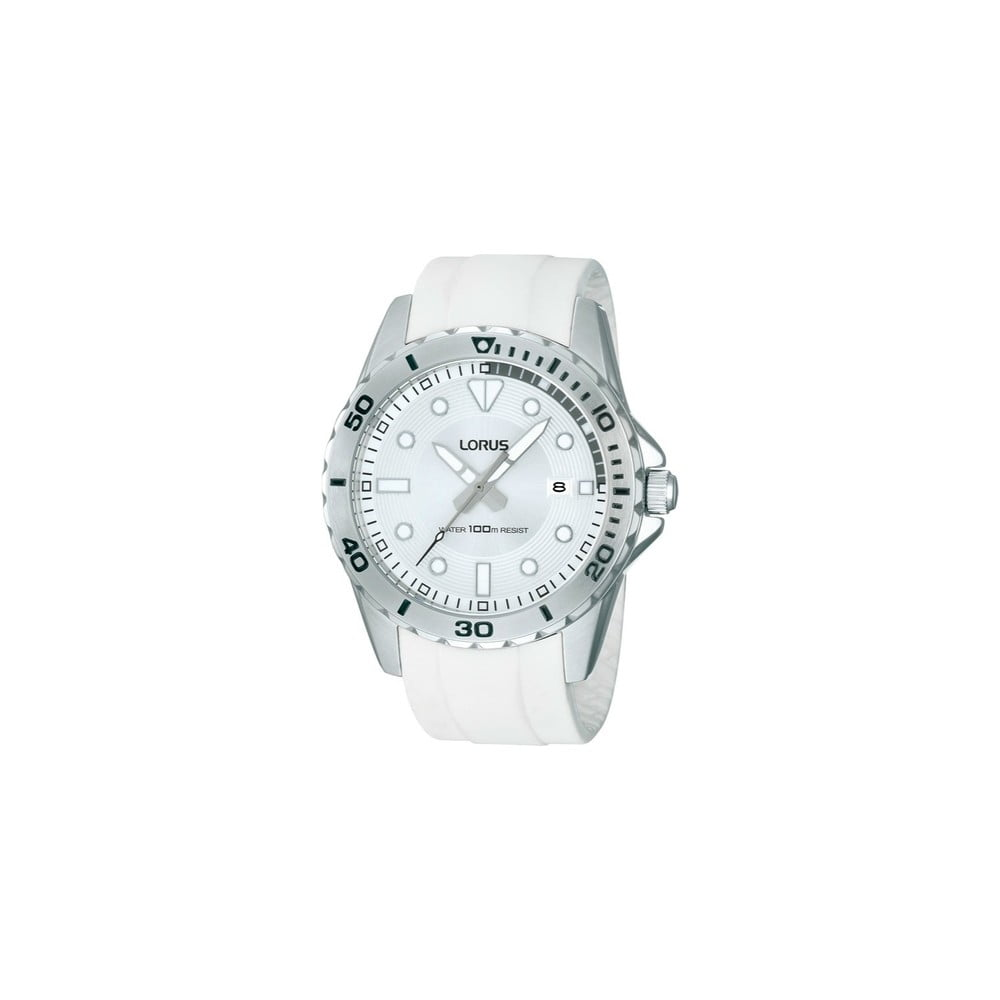 Pánské hodinky Lorus Metallic White  4cf54076ae