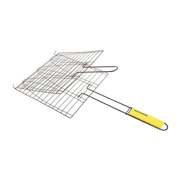 Mřížka na grilování, 58x28x1,5 cm