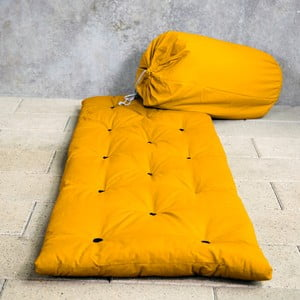 Pat pentru oaspeți tip saltea Karup Bed in a Bag Amarillo