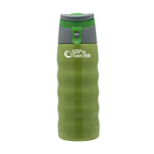 Sportovní lahev Pioneer Green, 0.35 l