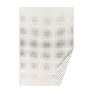 Covor reversibil Narma Helme, 70 x 140 cm, alb