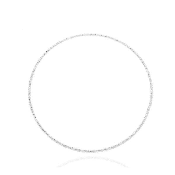Damska bransoletka w kolorze srebra NOMA Amabel