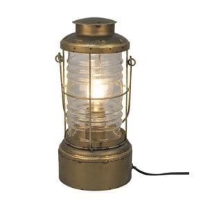 Stolní lampa ve tvaru lucerny Clayre&Eef Lissie