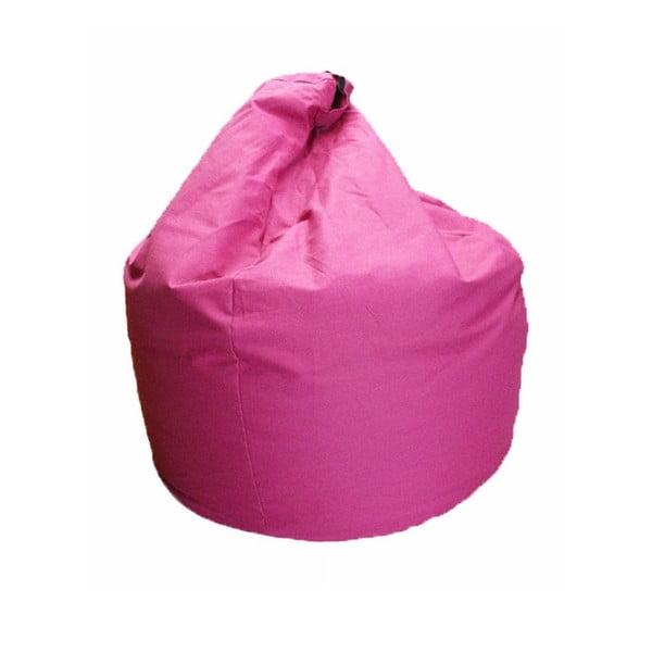 Růžový sedací vak Evergreen House Trendy